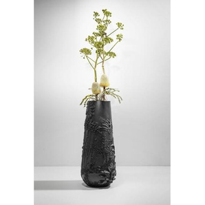 Vase Jungle Schwarz 83cm