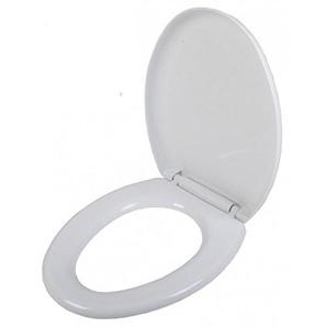 WC Vase Soft Close Duroplast weiß WC-Sitz mit Absenkautomatik