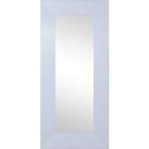 Rahmenspiegel GLITTY I Weiß ca. 65 x 140 cm