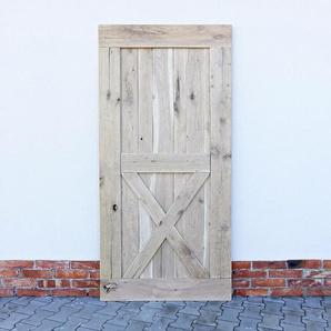 Scheunentür Lambersart für den Innenbereich aus Eiche