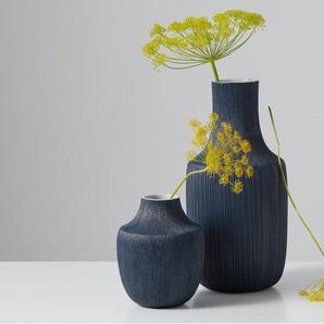 Willem grosse Vase, Dunkelblau