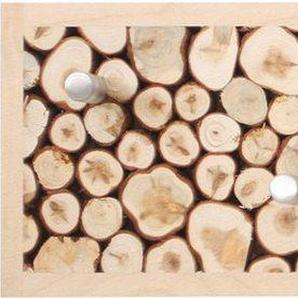 Woodman Garderobenpaneel »Kamsti«, mit 5 Haken
