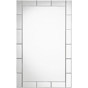 Xora: Spiegel, Silber, B/H/T 95 150 1,9