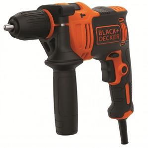 Black + Decker Schlagbohrmaschine BEH710K