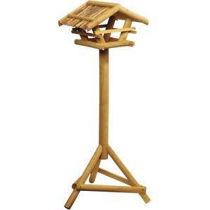 Dobar Vogelfutterhaus aus Nadelholz mit Ständer