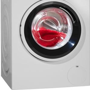 SIEMENS Waschmaschine iQ700 WM14W5ECO, Fassungsvermögen: 8 kg, weiß, Energieeffizienzklasse: A+++