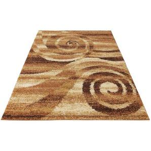 Hochflor-Teppich »Belgin«, my home, rechteckig, Höhe 30 mm, weicher Flor