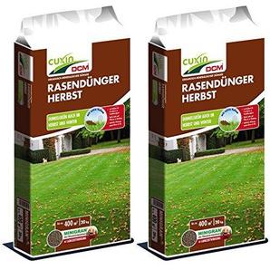 Cuxin DCM Rasendünger Herbst 40 kg für 800 m²