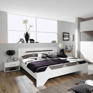 rauch Schlafzimmer-Set »Rubi«, (Set, 4-tlg), grau