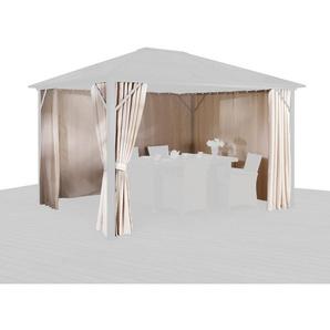 KONIFERA Seitenteile für Pavillon »Aruba«, 4 Stk., für versch. Größen