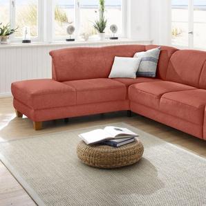 Home Affaire Eckcouch »Gotland«, orange