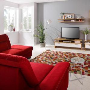 Home Affaire Wohnwand »Ixo«, weiß, pflegeleichte Oberfläche, FSC®-zertifiziert
