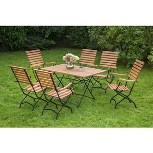 6-Sitzer Gartengarnitur Notker