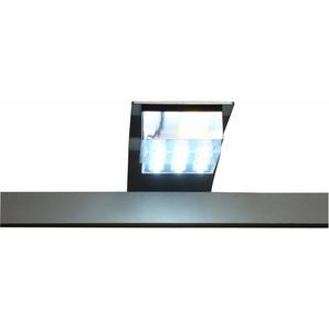 LED-Aufbauleuchte »Tetis«, Breite 5 cm, silber, A++