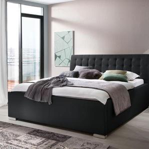 Betten in Schwarz Preisvergleich | Moebel 24