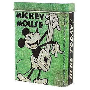 Boîte à cigarette Mickey Mouse Grün