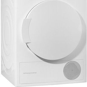 BOSCH Wärmepumpentrockner Serie 8 WTW845W0, weiß, Energieeffizienzklasse: A+++