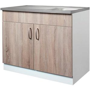 Wiho Küchen Spülenschrank »Porto«, Breite 100 cm