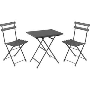Emu Arc En Ciel Gartenset 70x50 Tisch + 2 Stühle