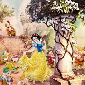 Fototapete »Dancing Snow White«, Comic