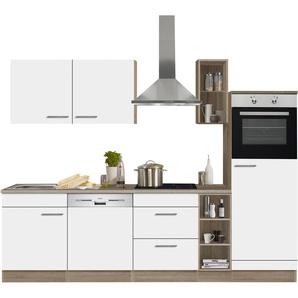 OPTIFIT Küchenzeile »Kalmar« ohne E-Geräte, Breite 270 cm