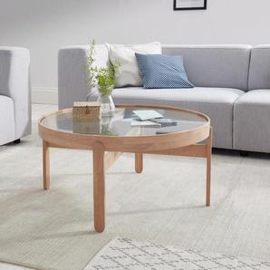Andas Couchtisch »Tydal«, beige, pflegeleichte Oberfläche, FSC®-zertifiziert
