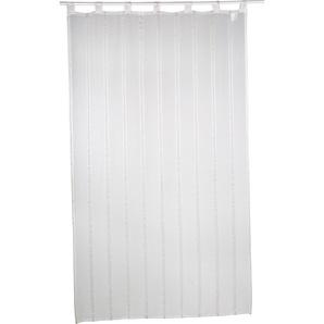 Elbersdrucke Schlaufenschal Casa weiß 140 x 245 cm