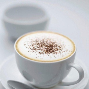 Fototapete »Cappuccino«, mehrfarbig, 3D-Optik, FSC®, RAL-Gütezeichen