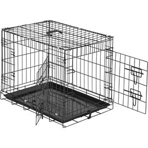 Hundebox Gitter tragbar 60 x 44 x 51 cm