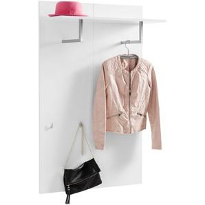 Wandverkleidung  »Spazio«, weiß, Gr. onesize, HMW, Material: Melamin
