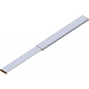 Layher 1351 Alu Telesteg bis 440cm Länge