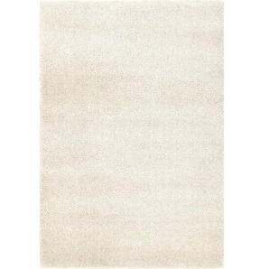 Hochflorteppich LIFESTYLE Weiß 160 x 230 cm