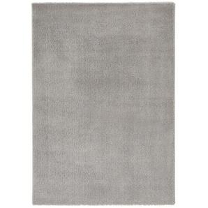 HOCHFLORTEPPICH 160/225 cm gewebt GrauEsprit: HOCHFLORTEPPICH 160/225 cm gewebt Grau