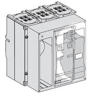 SCHNEIDER ELECTRIC Compact NS1000N, 3 P, 1000A, max. Ausschaltverm. 50kA