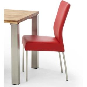 st hle aus echtleder preisvergleich moebel 24. Black Bedroom Furniture Sets. Home Design Ideas