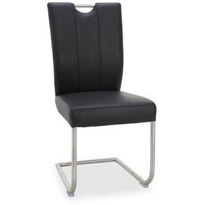 Schwingstuhl Helena Leder NIEHOFF 466102630 (BHT 46x99x56 cm) Niehoff-Sitzmöbel