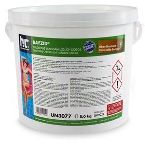 2 x 5 kg BAYZID® Chlortabs 200g langsam löslich - HöFER CHEMIE