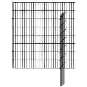 BELLISSA Mauersystem »Gabionenzaun Limes«, Anbausatz, LxT: 112x23 cm, versch. Höhen
