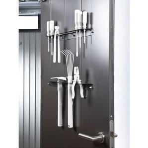 Biohort Werkzeughalter für HighLine und AvantGarde Quarzgrau-Metallic
