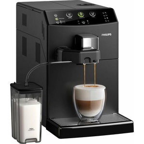 Philips Kaffeevollautomat Series 3000 HD8829/01 Easy Cappuccino schwarz