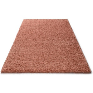 Hochflor-Teppich Viva Home affaire rechteckig Höhe 45 mm