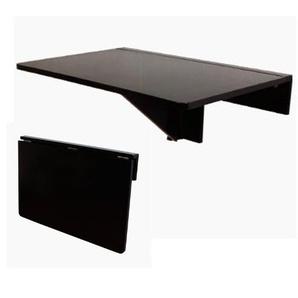 SoBuy® FWT03-SCH Wandklapptisch Küchentisch Kindermöbel Schreibtisch in schwarz Tischplatte: 60x40cm