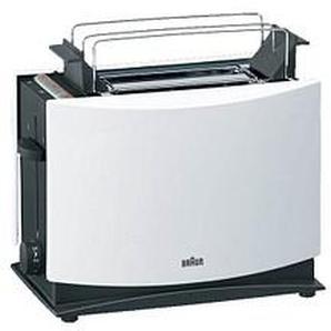 BRAUN HT 450 Multiquick 3 Toaster weiß
