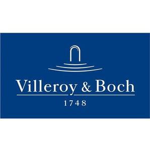 Villeroy & Boch Villeroy & Boch WC-Sitz ARRIBA Scharniere verchromt weiß alpin