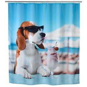 WENKO Duschvorhang »Cool Dog«