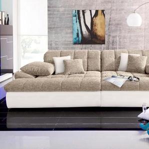 Nova Via Big-Sofa, braun, FSC®-zertifiziert