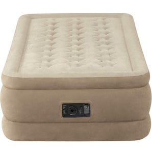 Intex Luftbett mit integrierter Elektropumpe, 203/152/46 cm, »Ultra Plush Bed Airbed Queen«