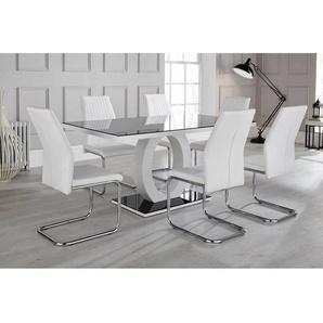 Essgruppe Farallones mit 6 Stühlen
