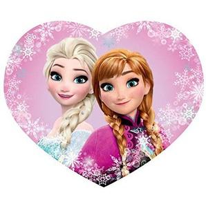 Frozen - Die Eiskönigin Disney Anna und ELSA Kinder Herz Kissen