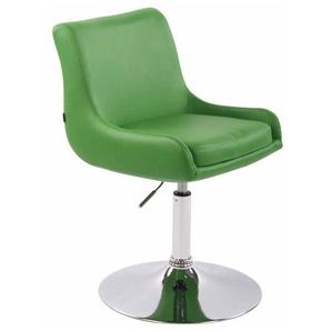 Lounger Club Kunstleder-grün - CLP